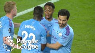Alex Oxlade-Chamberlain own goal pads Manchester City lead   Premier League   NBC Sports