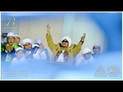 FULL MAHALULQIYAM (ASYROKOL) DI MASJID ISTIQLAL BERSAMA MAJLIS NURUL MUSTHOFA