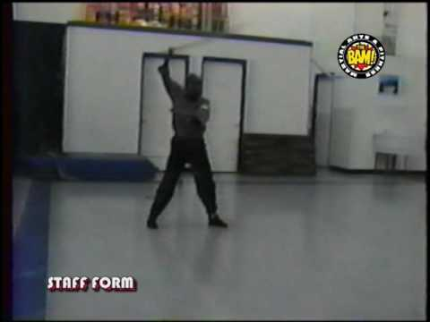 LONG STAFF KUNG FU 'THE BAM'S' MARTIAL ARTS & FITNESS