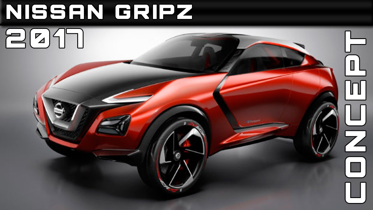 2017 Nissan Gripz Concept Review Rendered Price Specs Release Date