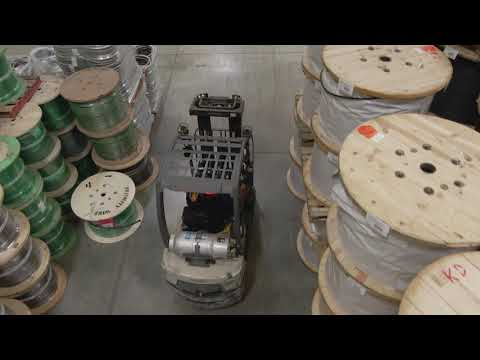 Priority Wire & Cable Overview And Drone Warehouse Fly Through