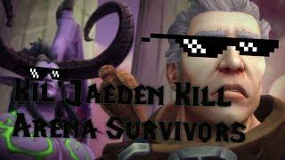 Arena Survivors: First kill Kil'Jaeden NM [+ Cinemática]