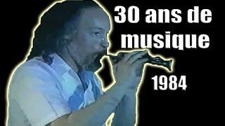 Alan Stivell - 30 ans de musique (Documentaire FR3 - 1984).