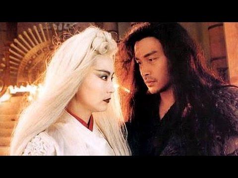 La novia del cabello blanco (Trailer) - YouTube 7ea0f493e3a2