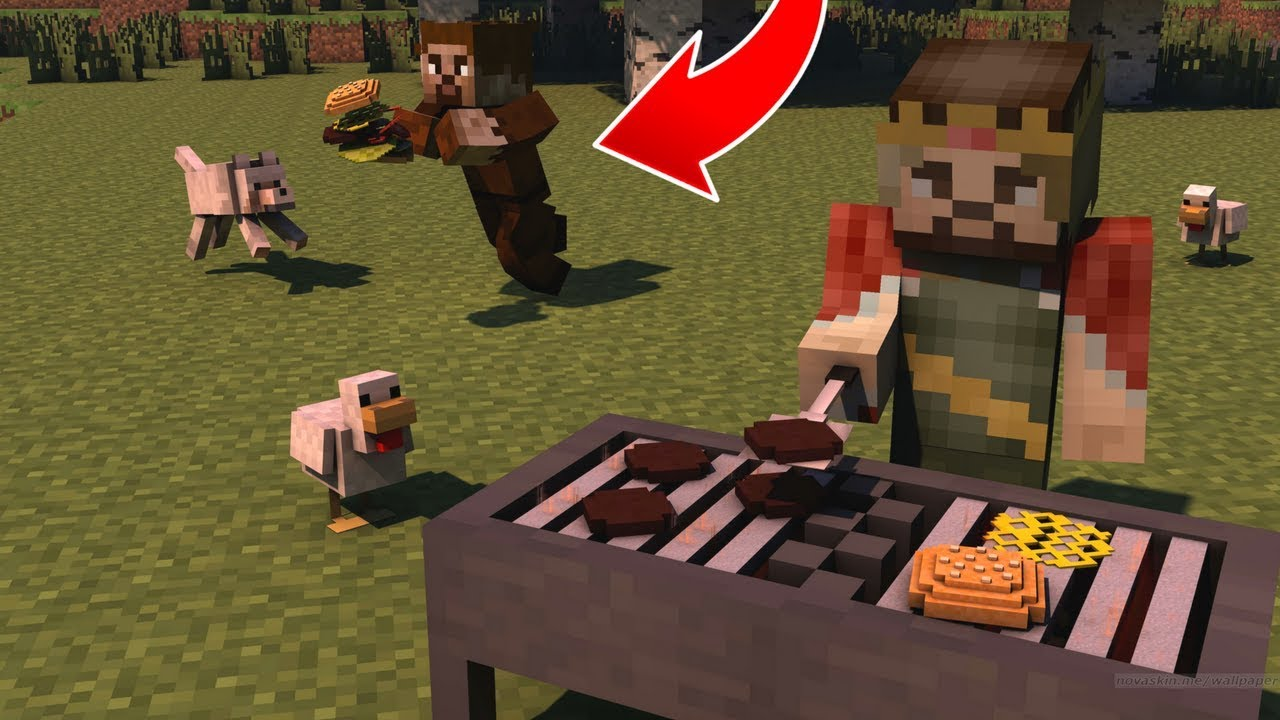 Zengin Vs Fakir 260 Fakir Hizmetci Oldu Minecraft Youtube