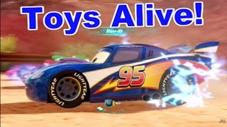 Cars 2: The video Game - Lightyear Lightning - Platinum Trophy!