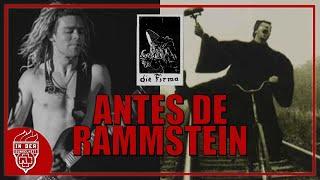 Antes de Rammstein