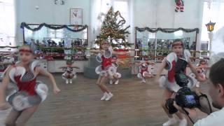 Одесская хореографическая школа им. Когана. НГ2014(2-д., 2014-12-21T13:24:17.000Z)