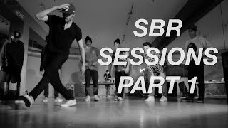 BE TWN THE BRKS presents SBR Sessions Pt. 1