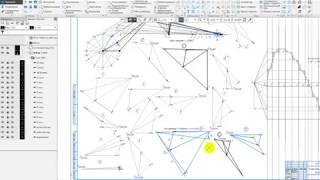 КОМПАС-3D v17: План ускорений ТММ (теория механизмов и машин)