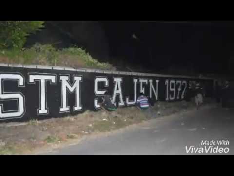"XTM SAJEN 1972 ""Stasiun Kramat Raya 72"""