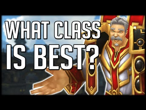Which Class Should YOU PLAY In Classic World Of Warcraft