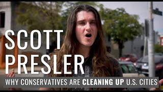 SCOTT PRESLER: Why he started the #CleanUp movement