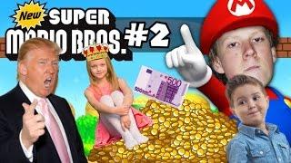 RIJKE OUDERS! :D - New Super Mario Bros (DS) #2