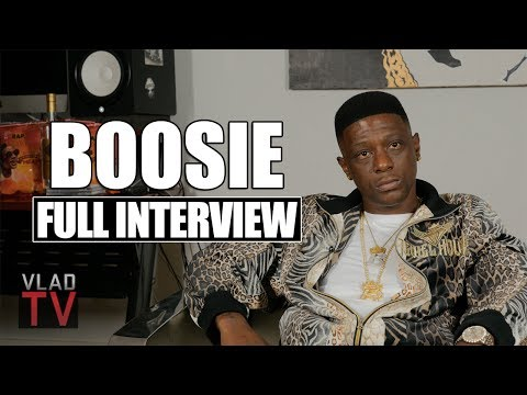 Boosie on His 'BooPac' Album & Managing Success in Today's Society (Full Interview)