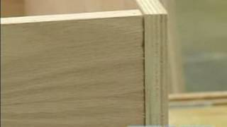 How To Build A Chest Of Drawers : How To Install The Top Piece Of A Chest Of Drawers