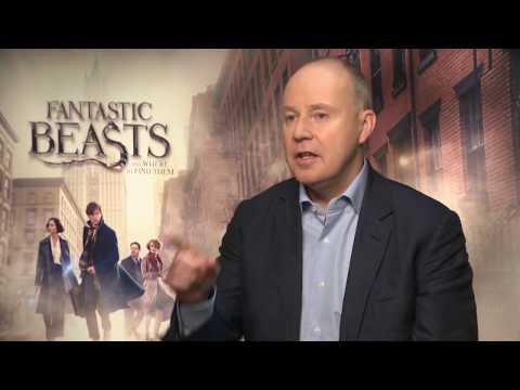IMAX® Presents: Fantastic Beasts Director David Yates