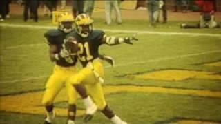 Michigan Football: Re-Dedication The Big House