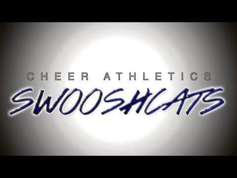 Cheer Athletics Swooshcats Remix 2017-18
