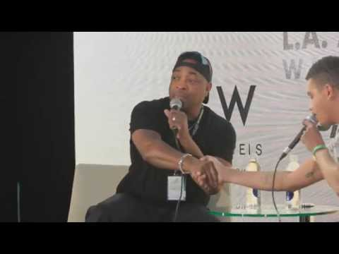 IMS Engage 2015: Chuck D In Conversation With Seth Troxler