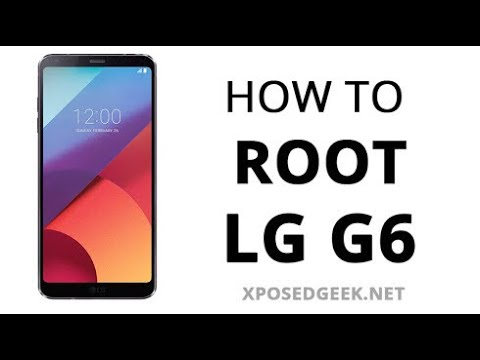 How To Root Lg G6 2017 Official
