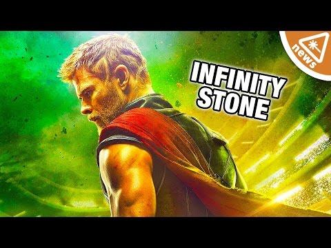 How the Thor Ragnarok Trailer Reveals the Last Infinity Stone! (Nerdist News w/ Jessica Chobot)
