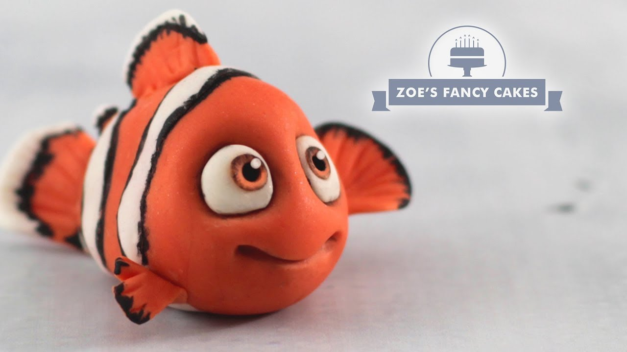 Nemo Cake Topper Finding Nemo Youtube