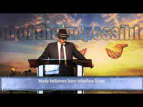 """Standing in Hope"" - Pastor Mike Cambra"