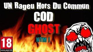 COD GHOST : Un Rageu Hors Du Commun !!!