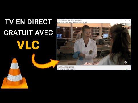 Comment regarder la TV en direct avec VLC ?
