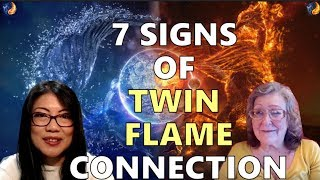 7 Signs of Twin Flame Connection || Interview #1
