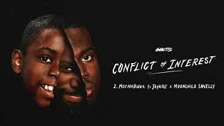Ghetts - Mozambique (feat Jaykae & Moonchild Sanelly) [Official Audio]