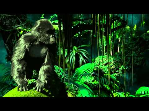 Tarzan 3D - Trailer Dublado HD
