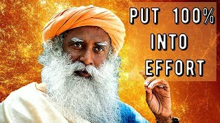 sadhguru motivational speech