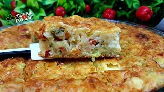 Вы Никогда не Видели Такого Всё смешала и в духовку Турецкий завтрак Çöreg