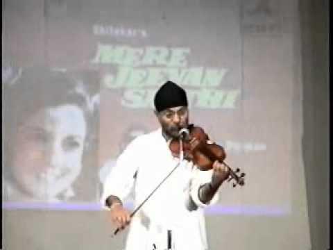 Uttam Singh plays Pancham!!!