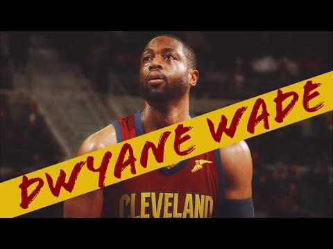 Dwyane Wade Cavaliers Highlights (2017) [HD]