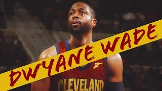Dwyane Wade Cavaliers Highlights (2017) [HD]