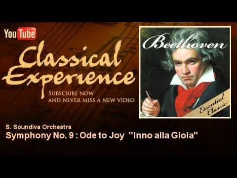 Beethoven: Symphony No. 9 in D Minor, Op. 125 : Ode to Joy