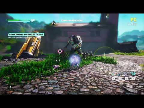 Biomutant - Gameplay Footage (PC)