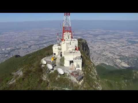 CERRO DE LA SILLA DRON DJIP3S
