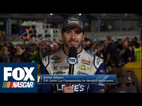 Jimmie Johnson - Martinsville | NASCAR VICTORY LANE