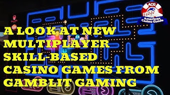 A Look at Multiplayer Skill-Based Video Gambling Games Coming to U.S. Casinos From Gamblit Gaming