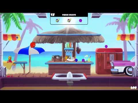Super Fruit Punch (Global Game Jam 2014)