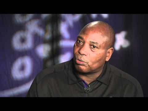 Ozzie Newsome One-On-One