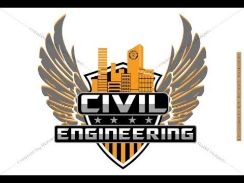 Civicreta 2k18 Promo Logo Reveal Department Of Civil