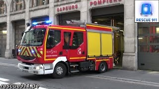 Sapeurs Pompiers de Lyon Corneille