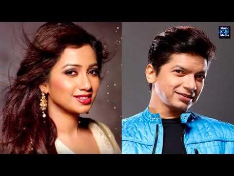 Chokhe Chokhe Eto Kotha   Full Audio   Shaan   Shreya Ghoshal   Mon Mane Na Movie Song720p