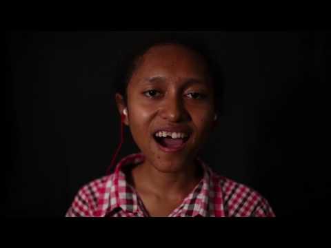 Indonesia Jaya Cover By Irma Yayasan Prima Unggul