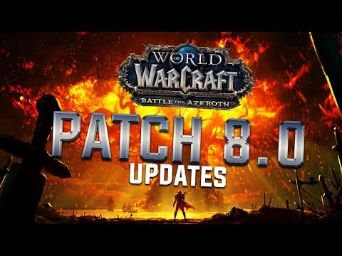 PATCH 8.0 - Most Important Changes (SPOILERS) thumbnail